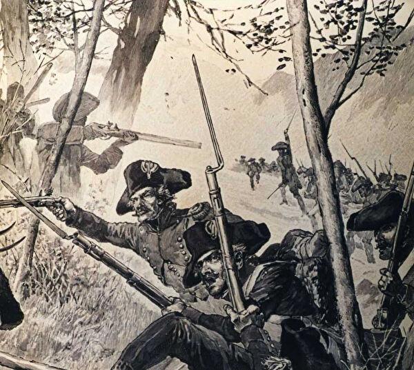 1799  -  Krieg auf Unterengstringer Boden