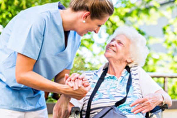 Spitalexterne Pflege