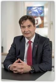 François Scheidegger, Stadtpräsident