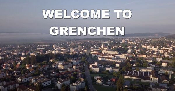 Welcome to Grenchen