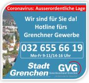 Corona GVG Hotline