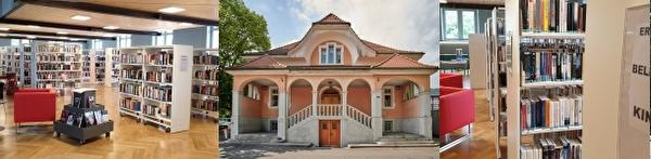 Stadtbibliothek Grenchen