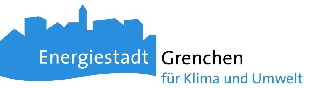 Logo Energiestadt Grenchen