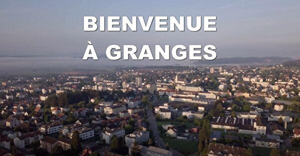 Bienvenue a Granges