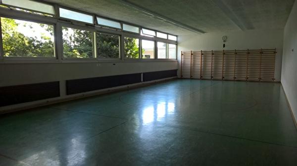Turnhalle Klein Halden