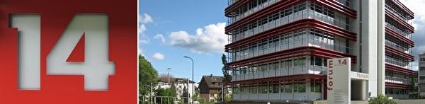 Gebäude Baudirektion