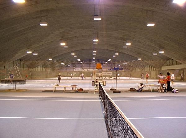 Tennishalle Grenchen