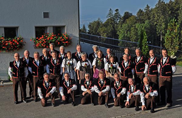 Jodlerklub Bärgbrünnli, 2011.