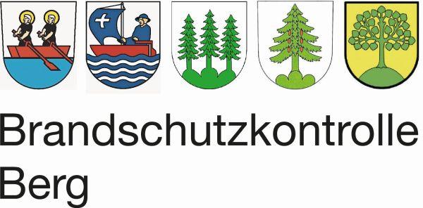 Brandschutzkontrolle Berg Logo