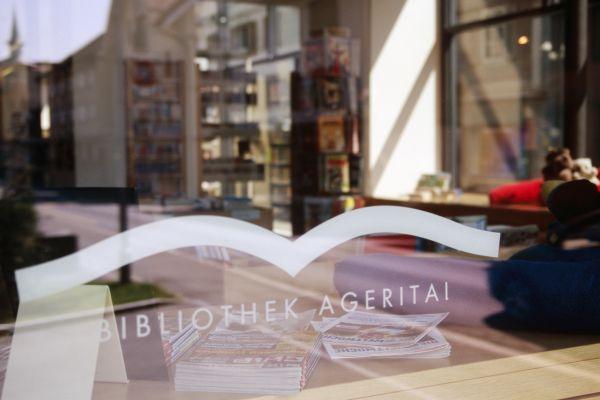 Aktuelles Bibliothek Ägerital