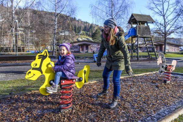 Spielplatz Birkenwaeldi