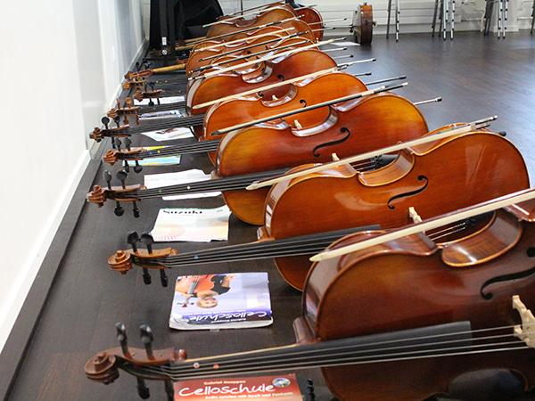 Angebot  Instrumenten Parcours