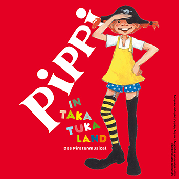 Pippi Takatuka ? Piratenmusical