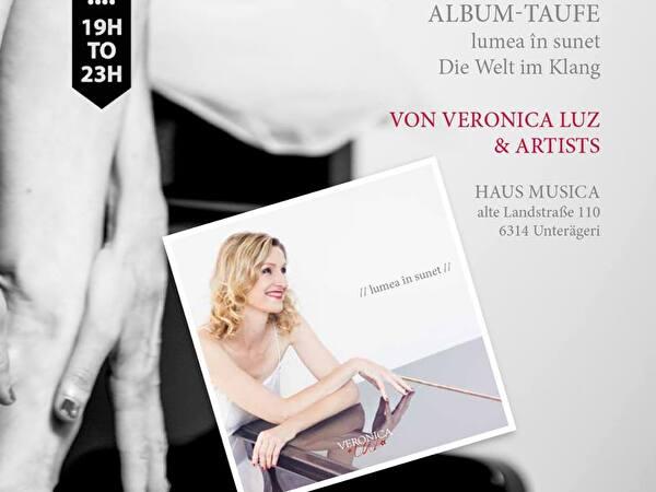 Album-Taufe