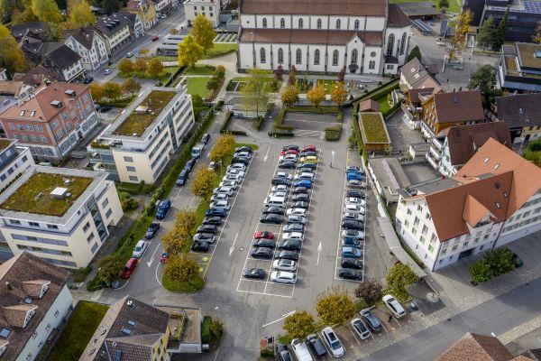 Parkplatz alter Turnplatz