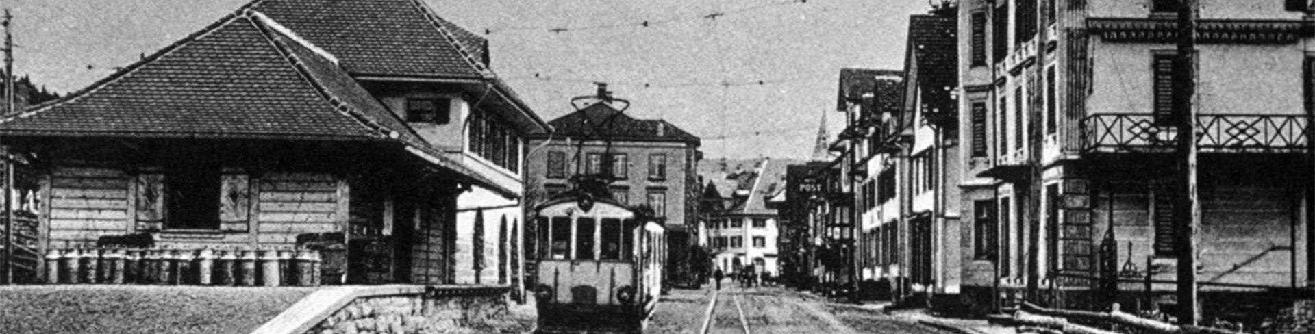 Geschichte von Unteraegeri