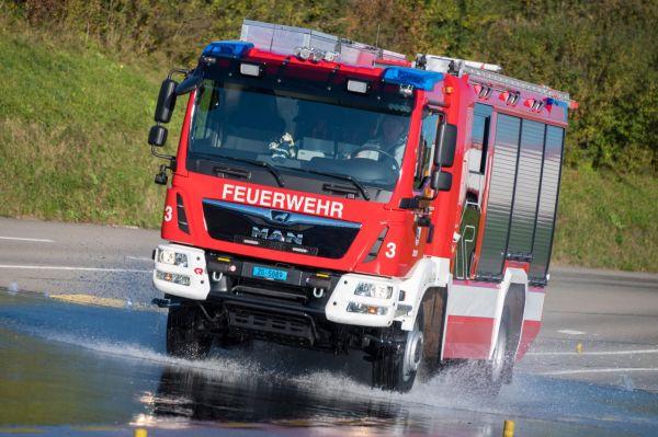 Feuerwehr Unterägeri