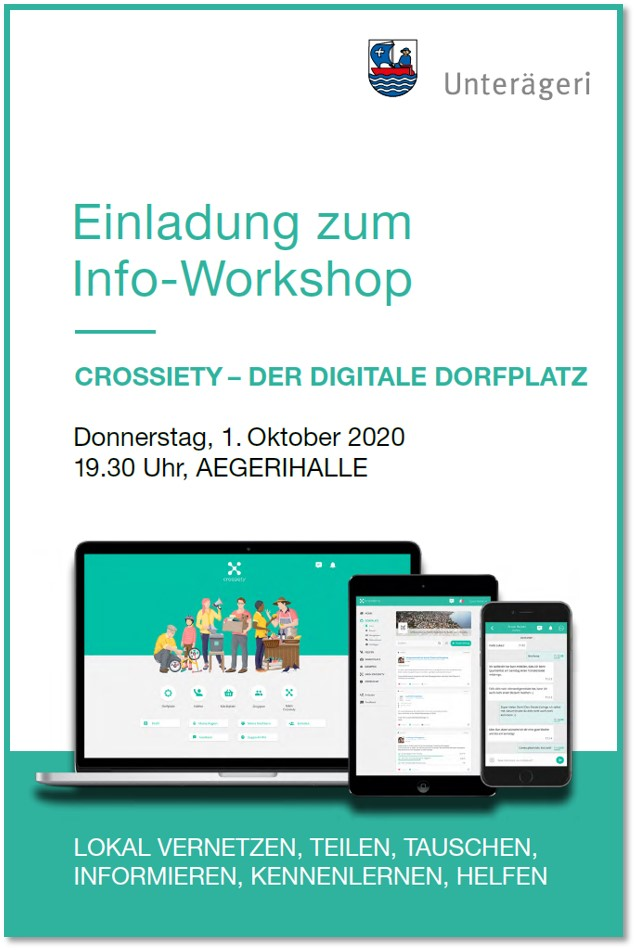 Crossiety Workshop