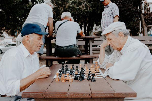 Aktivitäten für Senior*innen