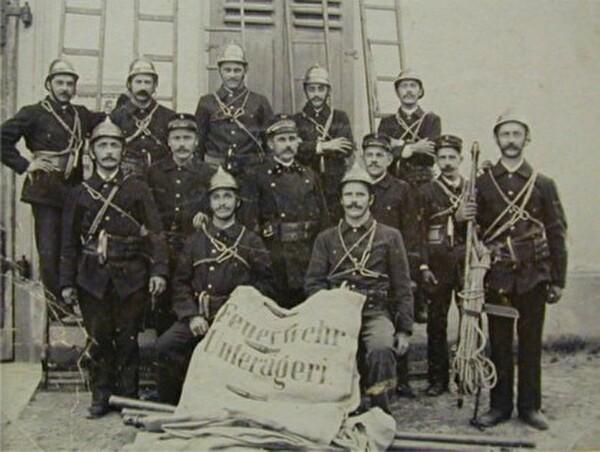 Rettungs-Corps 1906