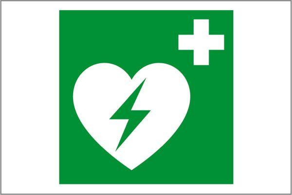 Standorte AED