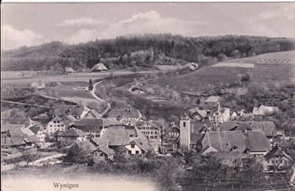 Vom Bahnhof bis zur Dorfbrücke
