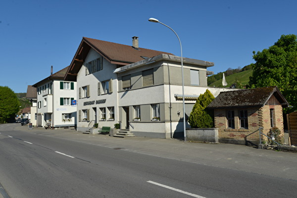 Restaurant Bahnhof und Metzgerei