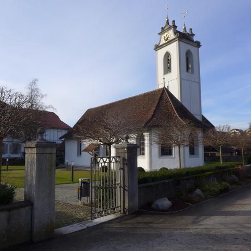 Reformierte Kirche Wynigen