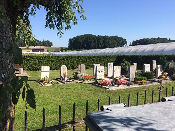 Friedhof Büchslen