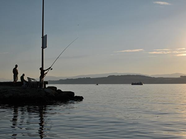 Bild von Fischern