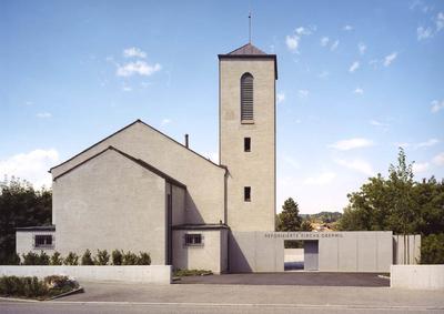 Reformierte Kirche Oberwil