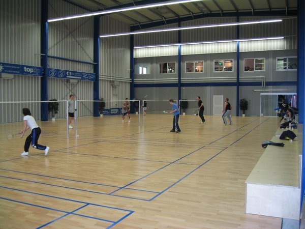 Badminton Halle