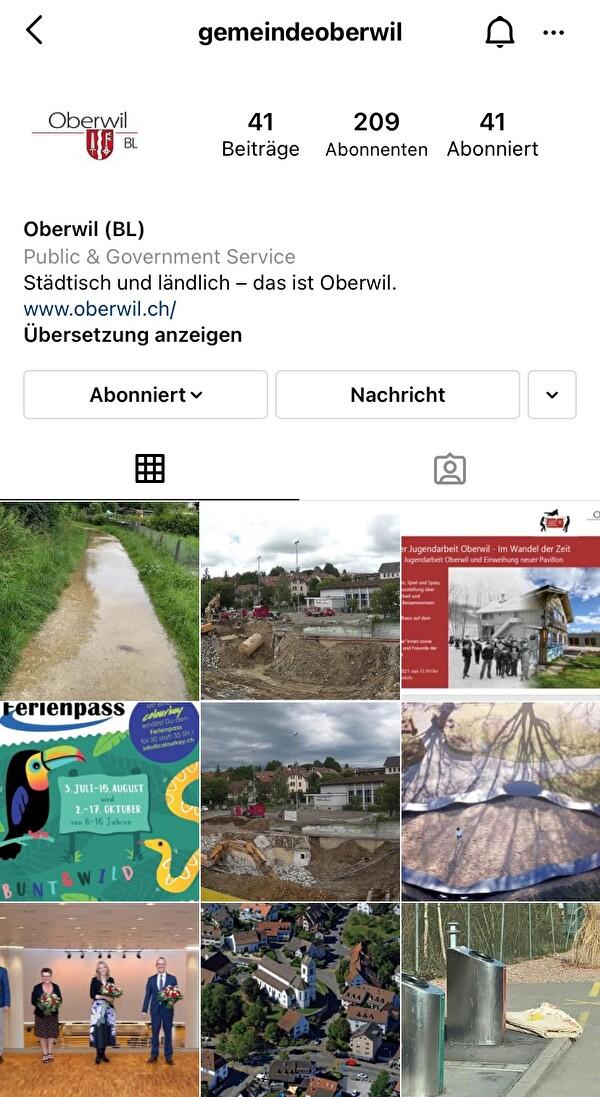 Oberwil BL