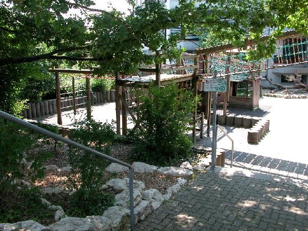 Spielplatz Thomasgarten