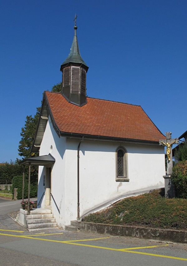 Photo de la chapelle St-Eloi