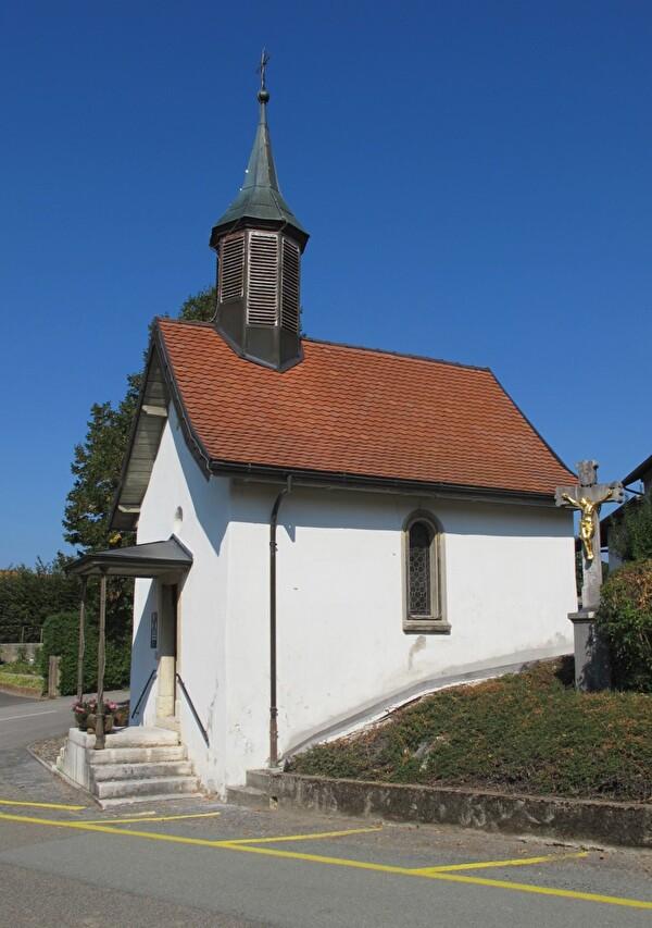Photo de la chapelle St-Eloi