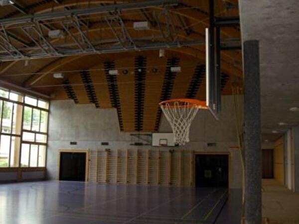 bâtiment Duvillard avec salle de Gymnastique