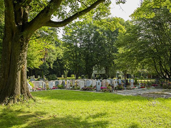 Friedhof Blözen Gemeinde Pratteln