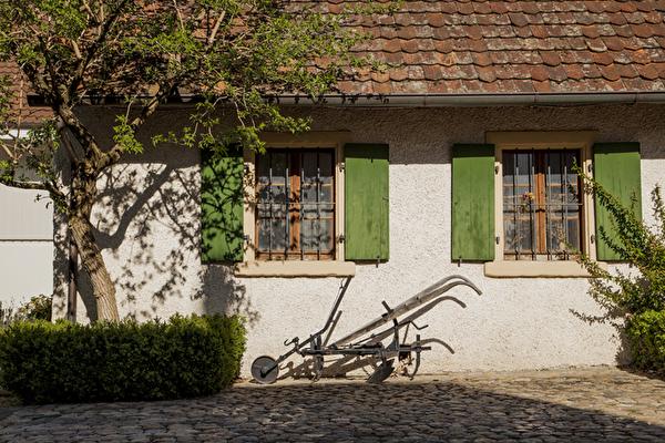 Buchhüsli Waschhäuschen Gemeinde Pratteln Buchhaus Waschhaus