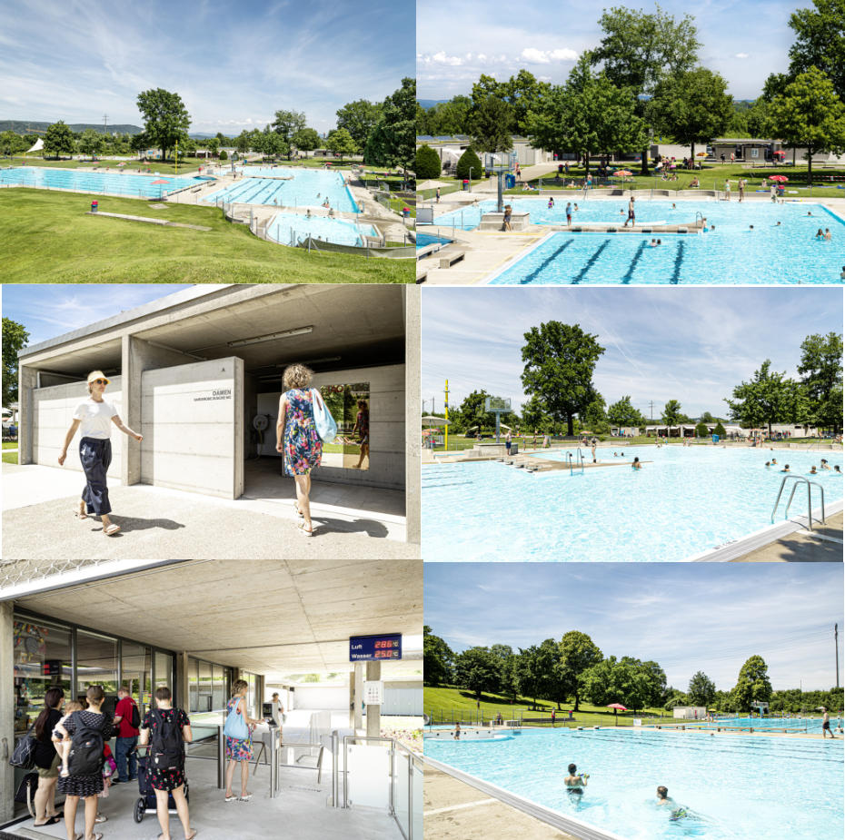 Gemeinde Pratteln Schwimmbad Pratteln