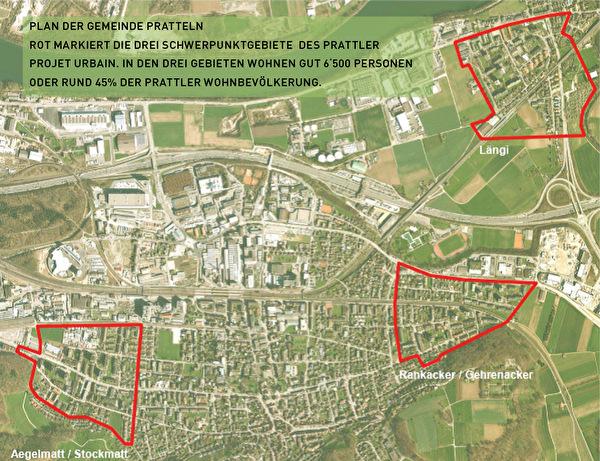 Plan Gebiete
