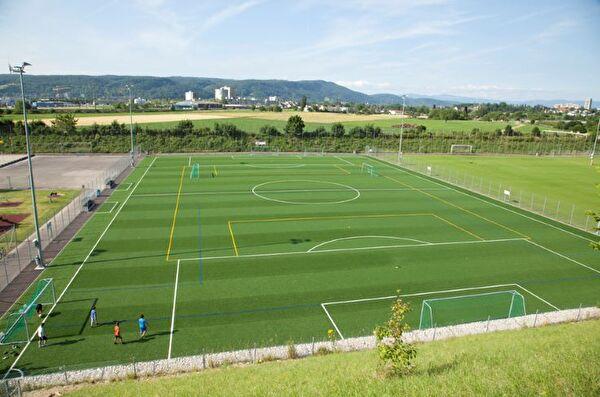Gemeinde Pratteln Fussballfelder Gesundheit Sport Fussball