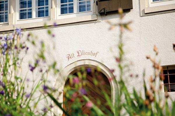 Lilienhof Gemeinde Pratteln freier Frohnhof Hof
