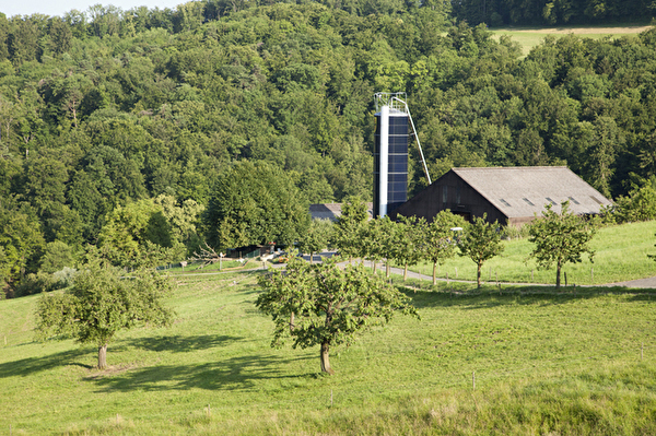 Bauernhof Talhof Gemeinde Pratteln