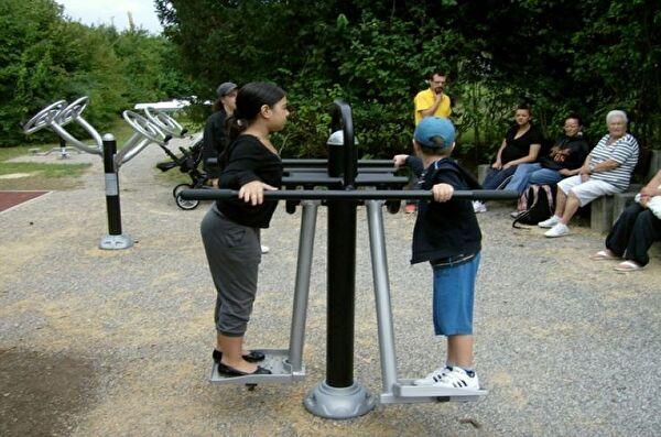 Gemeinde Pratteln Bewegungspark Gesundheit Bewegung Sport