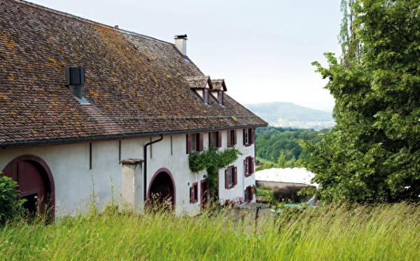 Schönenberg Gemeinde Pratteln Villa Schönenberg