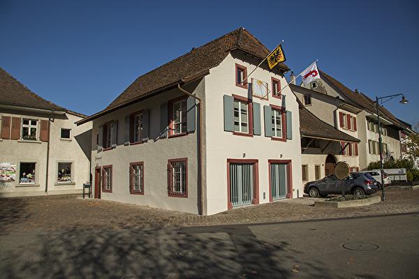 Alte Wacht Gemeinde Pratteln Verwaltungssitz Bürgergemeinde