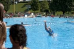 Schwimmbad Gemeinde Pratteln