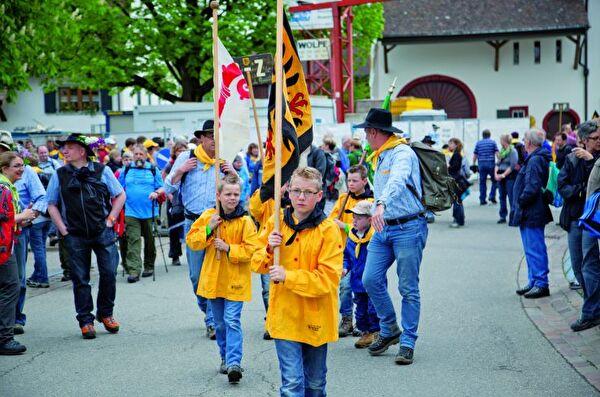 Gemeinde Pratteln Banntag Bräuche Anlässe Brauchtum