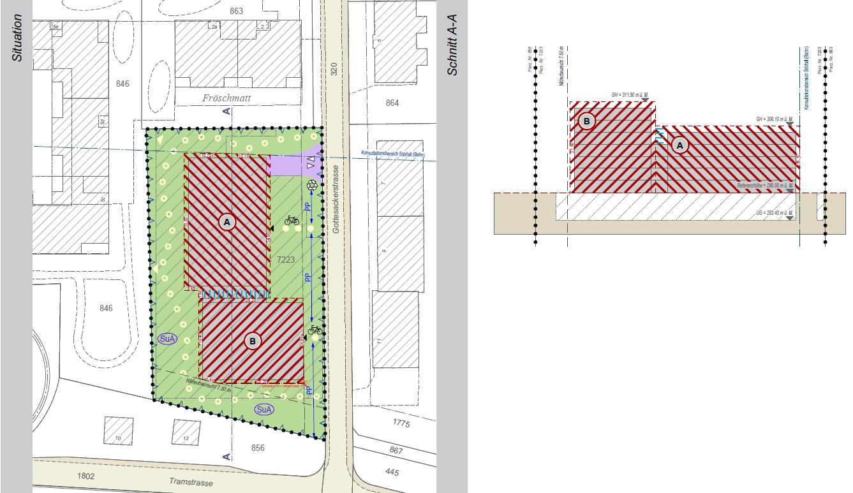 Quartierplanung Gottesacker